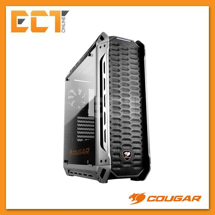 Cougar PANZER Mid-Tower Tempered Glass Gaming Casing / Chasis Malaysia
