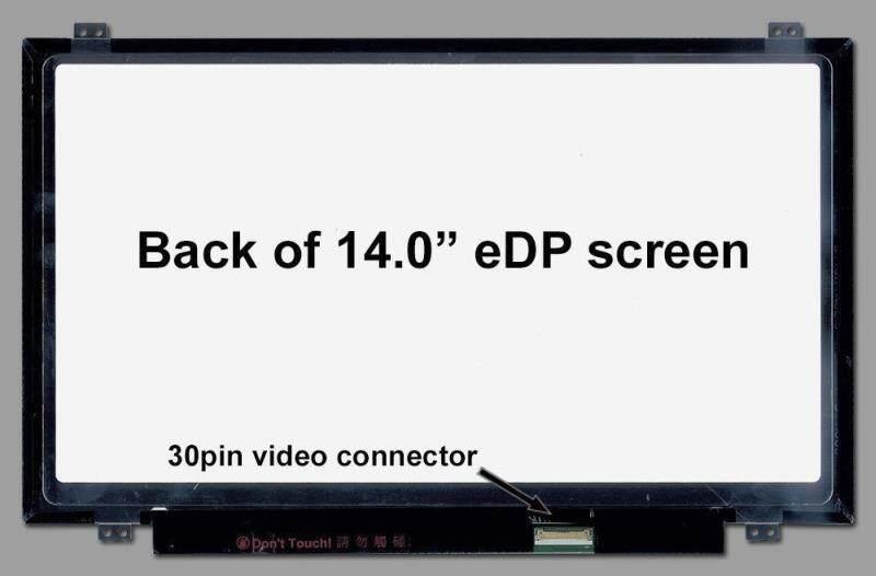 Lenovo THINKPAD T450s T450 T440p B40 B40-50 80 30 70 45 20390 LCD LED Screen