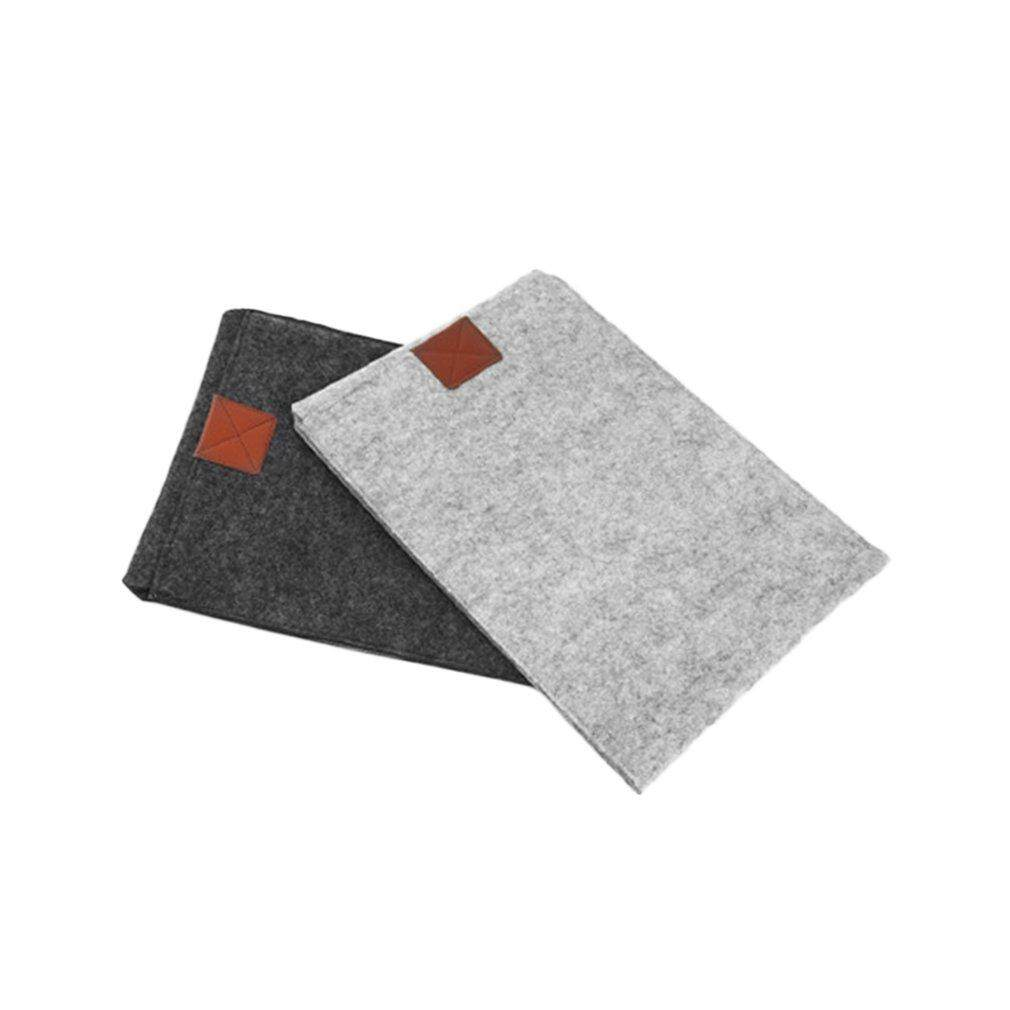 Kelebihan Soft Felt Protective Laptop Bag Sleeve Suitable For Tas Macbook Pro Air Retina 11 12 13 14 15 Inch Notebook 3