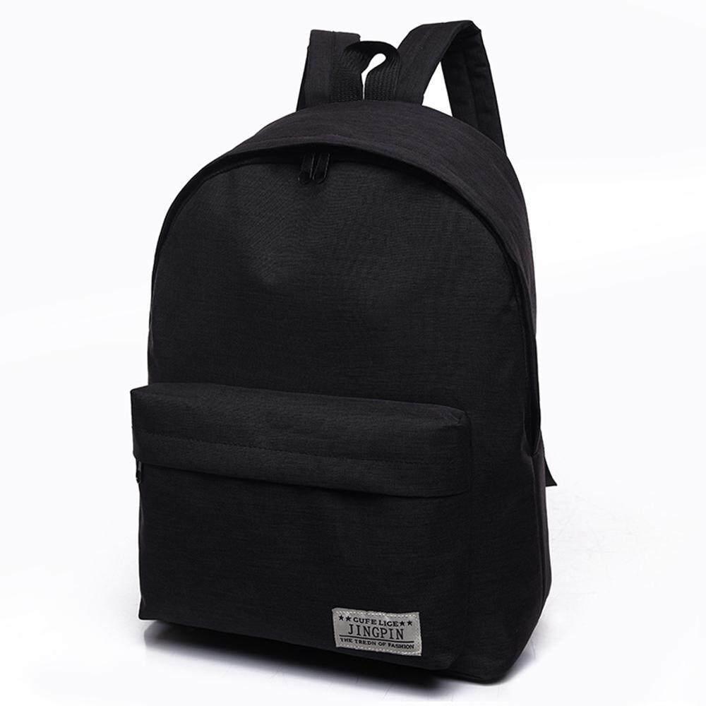 01ba36c029b Niceeshop Canvas Men Women Backpack College Students High Middle School Bags  For Teenager Boy Girls Laptop