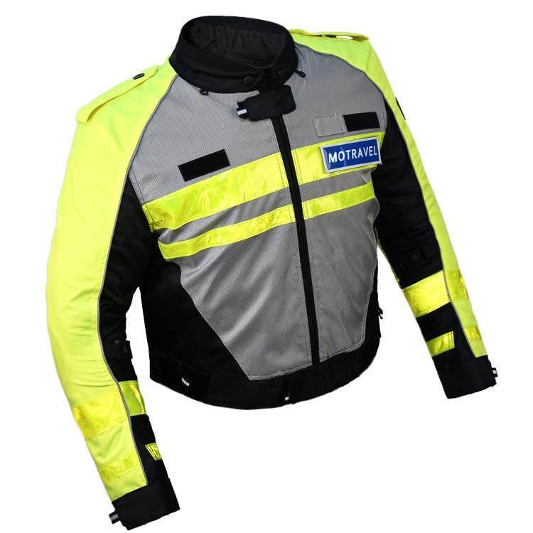 Motorcycle Team Riding Team Uniform Riding Patrol Team Uniforms Shatter-resistant Reflective Police Team Uniform Suit Motorcycle Racing Suit