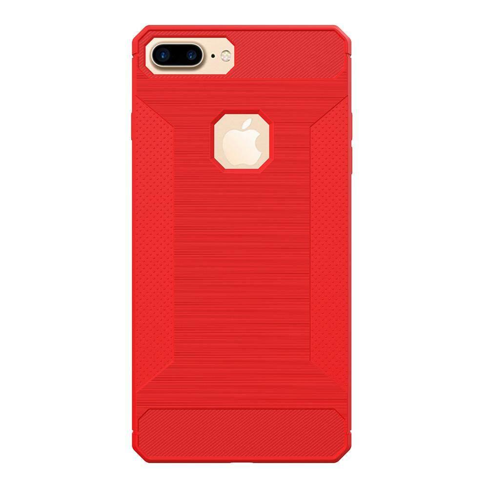 Lucky-G Fashion TPU Ponsel Penutup Belakang Case Non-Slip Kasus Pelindung Shockproof untuk iPhone 7, 8/7 Plus 8 Plus-Intl