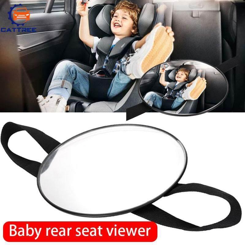 Catree Baby Seat Mirror Useful Circle Back Seat Kids