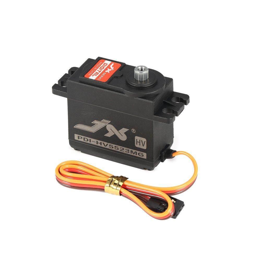 Ge JX PDI-HV5523 23Kg HV Persneling Logam Digital Servo untuk RC .