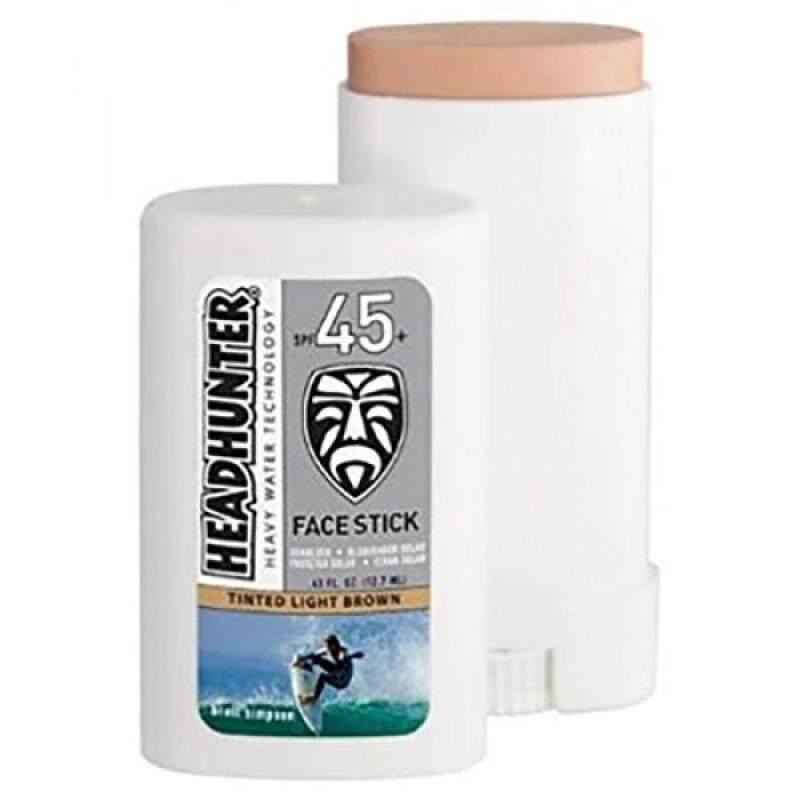Buy Skin Care Sunscreens Headhunter SPF 45 Sunscreen Face Stick - Light Brown - intl Singapore