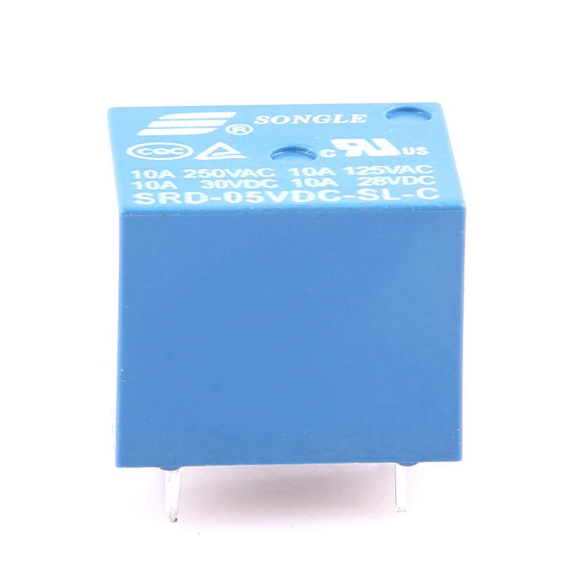 Fitur Lt365 5 Pcs 5vdc Power Supply Relay Sumber 5pin Untuk 5v Pin Biru Detail Gambar Arduino Internasional Terkini