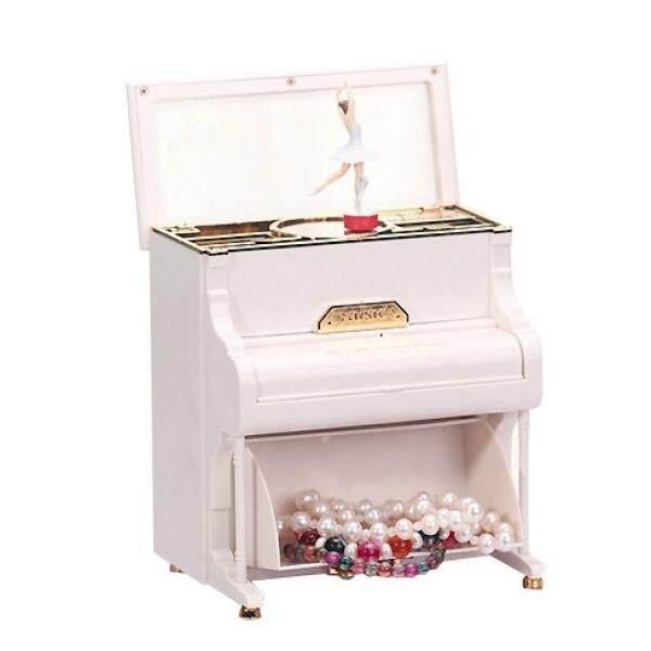 Titanic Music Box eBay Source · Popgifts Ballerina Harta Karun Kotak Musik Piano Kotak Musik Putih Intl