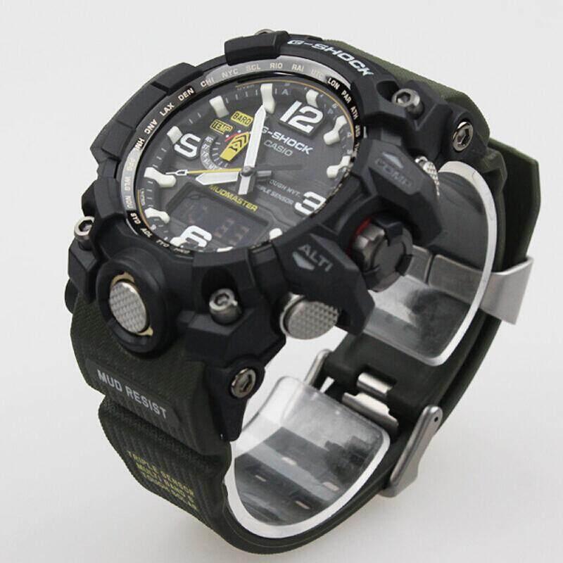 (Last Promotion) Mudmaster G Shock GWG 1000 GWG-1000-1A3ER Super Watch