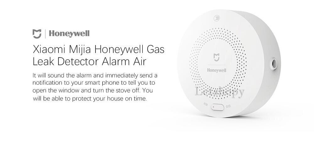 Original Xiaomi Mijia Honeywell Gas Leak Alarm Detector