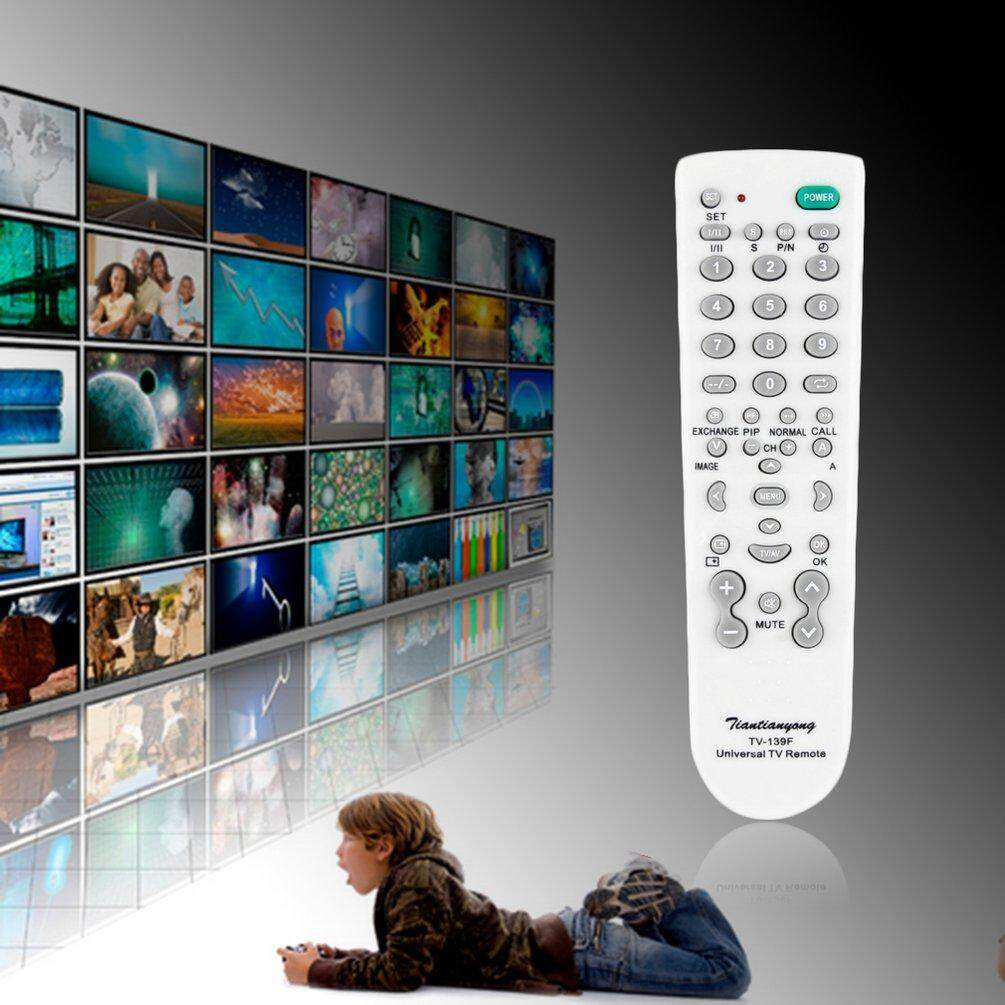 Elec Universal Portable Remote Controller Control For Television Tv Set Tv-139f By Electron3c.