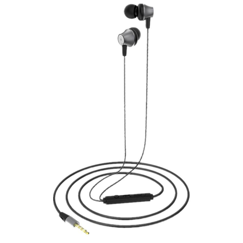 For Xiaomi Wired Earphones Earbuds In Ear Headphones Microphone Bass Stereo