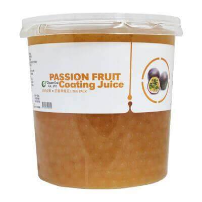 PASSION FRUIT COATING JIUCE(BOBA)3.2KG