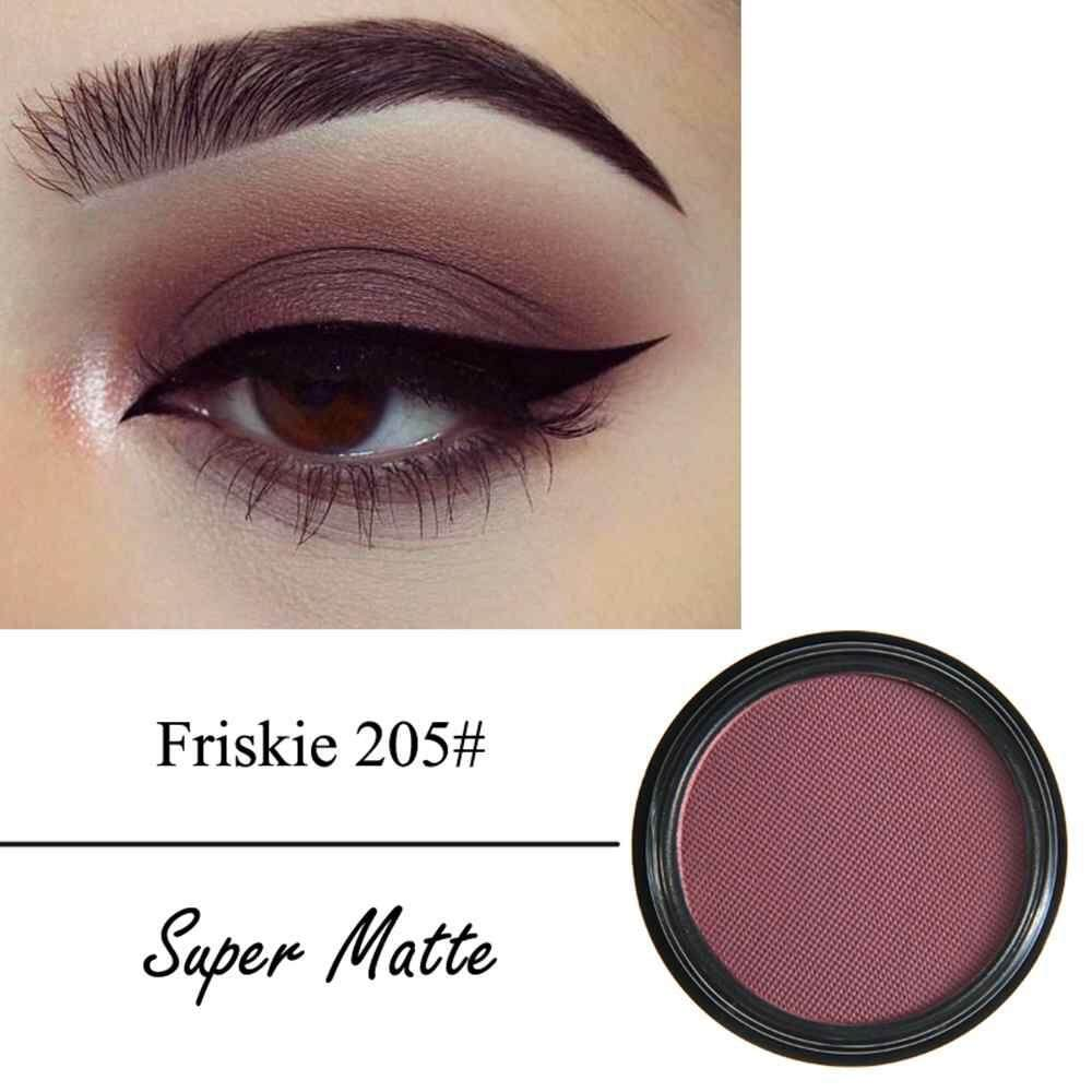 Stay PHOERA Matte Eye Shadow Nudes Naked Pallete Eyeshadow Palette Cosmetic Makeup Nude Eye Shadow