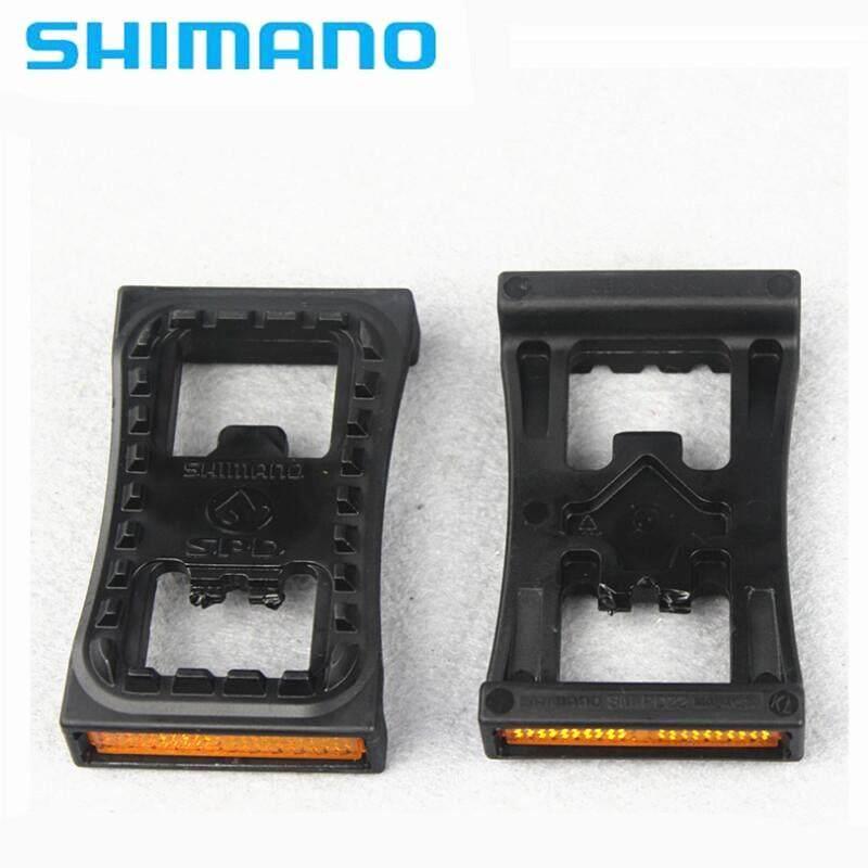 c99902cf9fb shimano SM-PD22 SPD Cleat Flat PD22 Pedal MTB mountain bike pedal For M520  M540