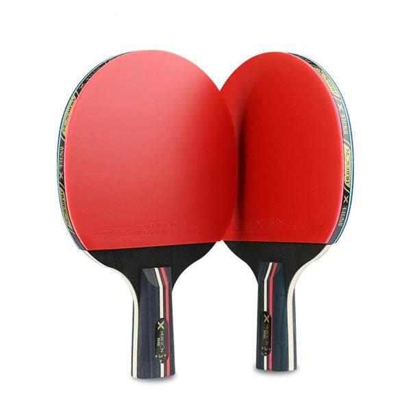 Bảng giá Cặp Của 3 Stars Bảng Vợt Tennis Vợt Bóng Bàn W/3 Quả Bóng + Túi Đựng Set #2 Thẳng Vợt-2 Thẳng Bức Ảnh