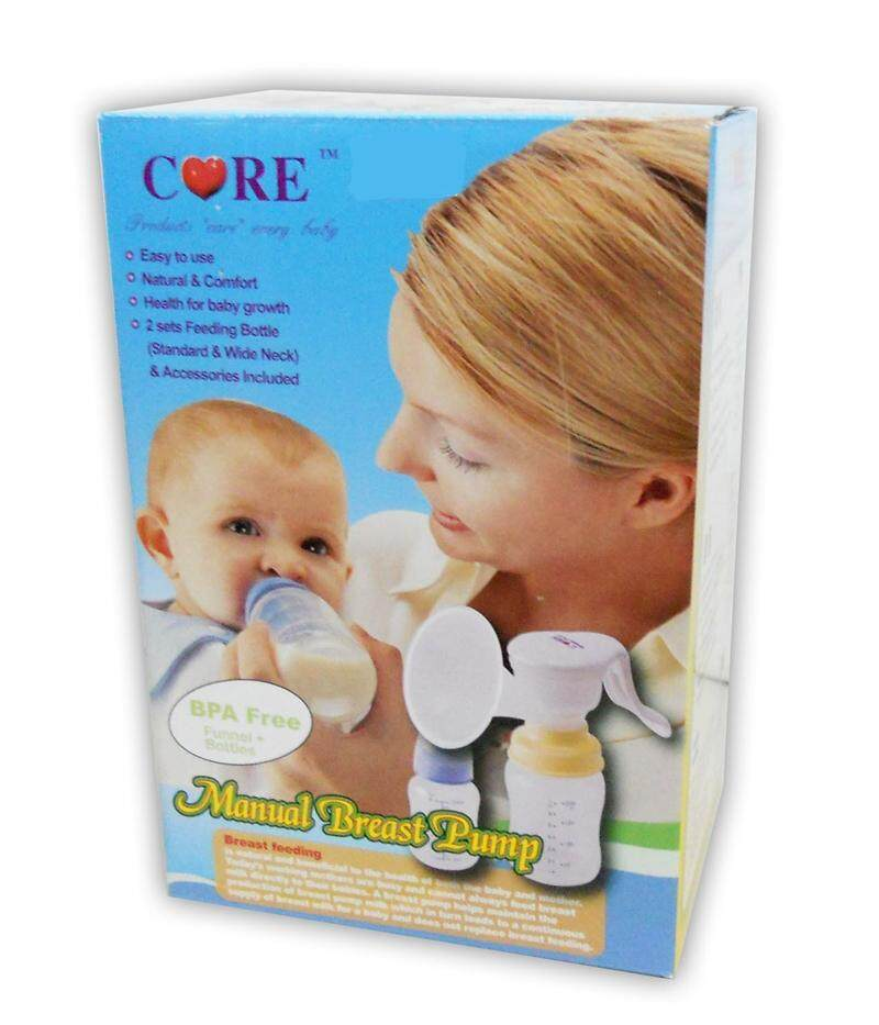 Care Manual Breastpump (2 sets of Feeding Bottles with Accessories)