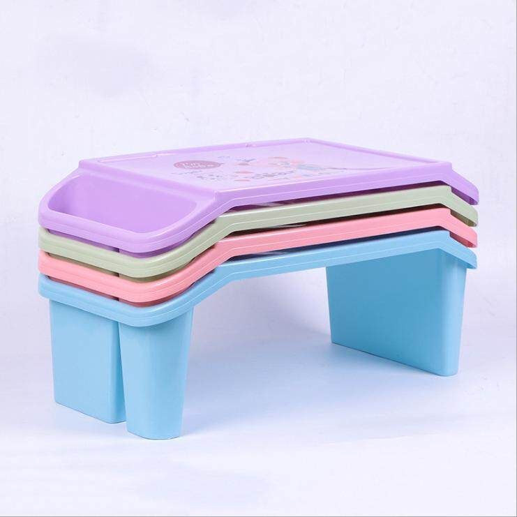 (New Blue)Child Kid Desk Table Children Furniture Drawing Studying Tables