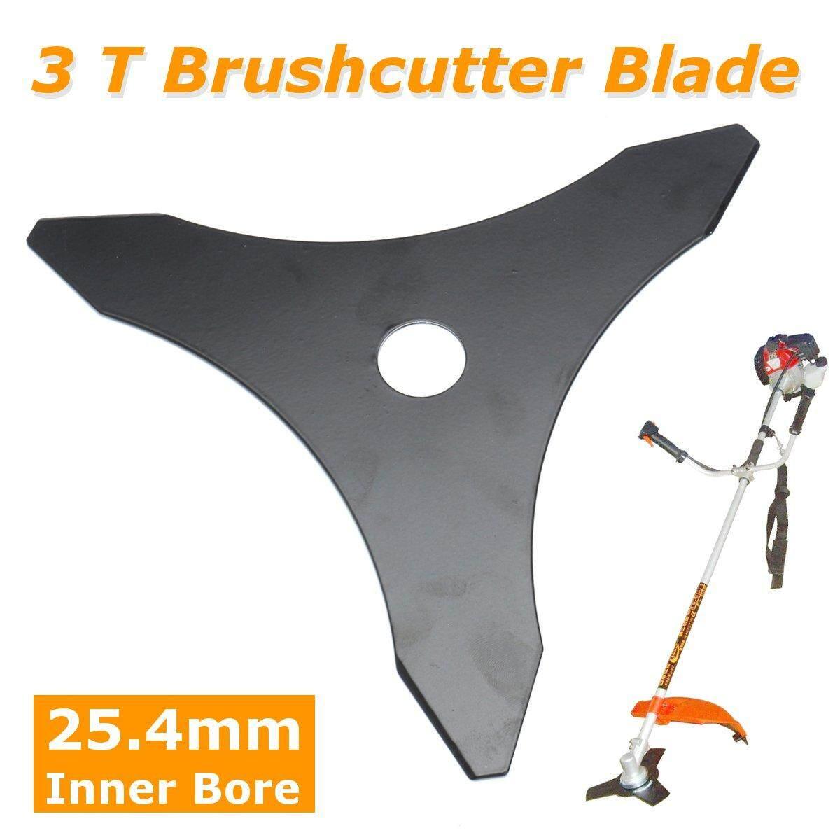 3 Bàn Chải đánh răng Cắt Brushcutter Tông Đơ Cắt Lưỡi Tông Đơ Cắt Strimmer Cỏ 3 T