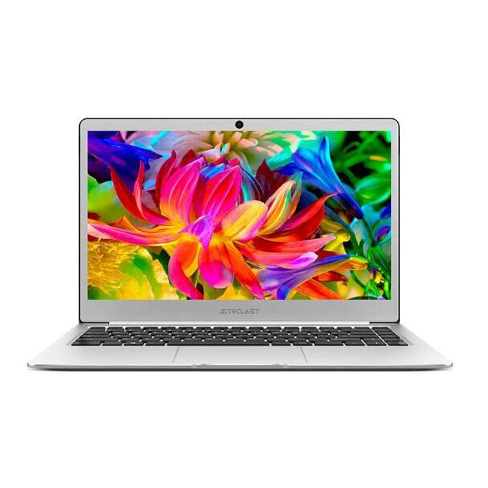 Teclast F7 Notebook 14.0 inch Windows 10 Home English Version Intel Celeron N3450 Quad Core 1.1GHz 6GB RAM 128 GB SSD  HDMI Camera Malaysia