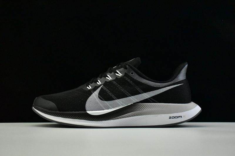 Nike Zoom Pegasus Turbo Men S Women Running Shoe Fashion Sport Sneakers White Black