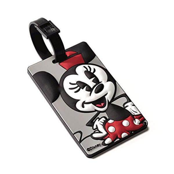 American Tourister Minnie Mouse ID Tag Travel Accessory, Minnie Mouse - intl