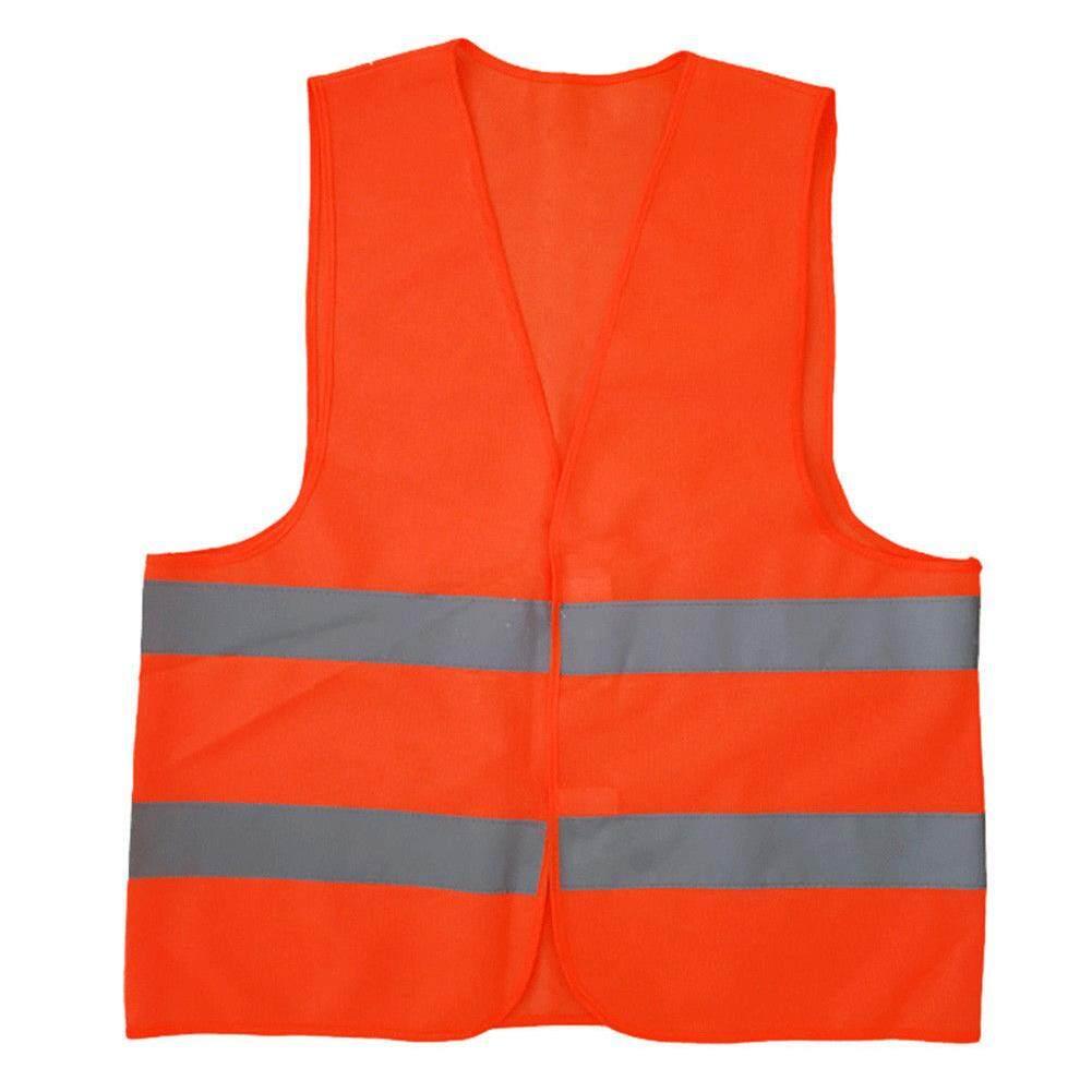 Garis Reflektif Lalu Lintas Rompi Kerja Lampu Keselamatan Peringatan Rompi Pakaian Anak-Anak Pakaian Safety Atasan By Moonarstore.