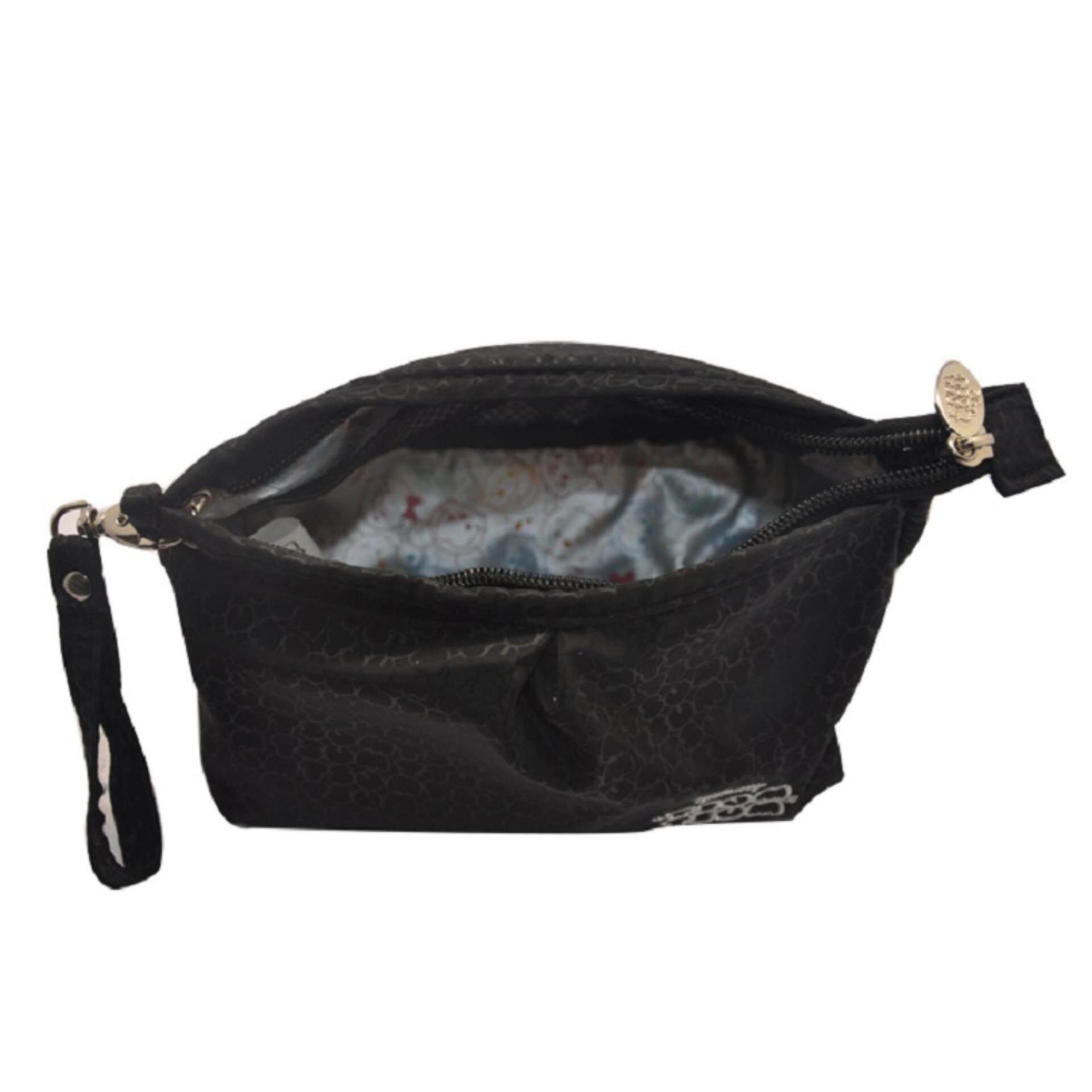 Disney Tsum Tsum Cosmetic Bag - Black Colour