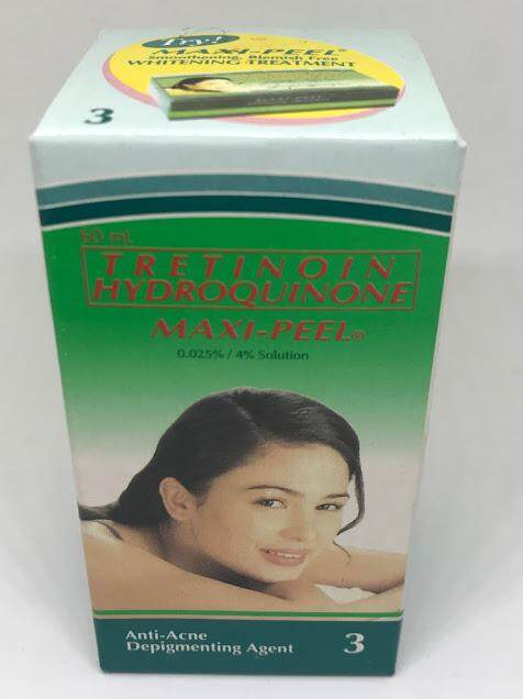 Maxi Peel Toner No 3 60ml