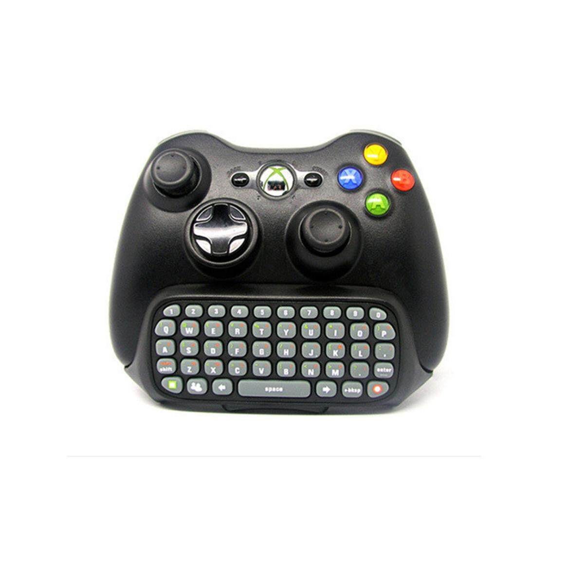 Mini 2.4ghz Wireless Keyboard For Xbox One Accessory Controller Chatpad Keypad By Glimmer.