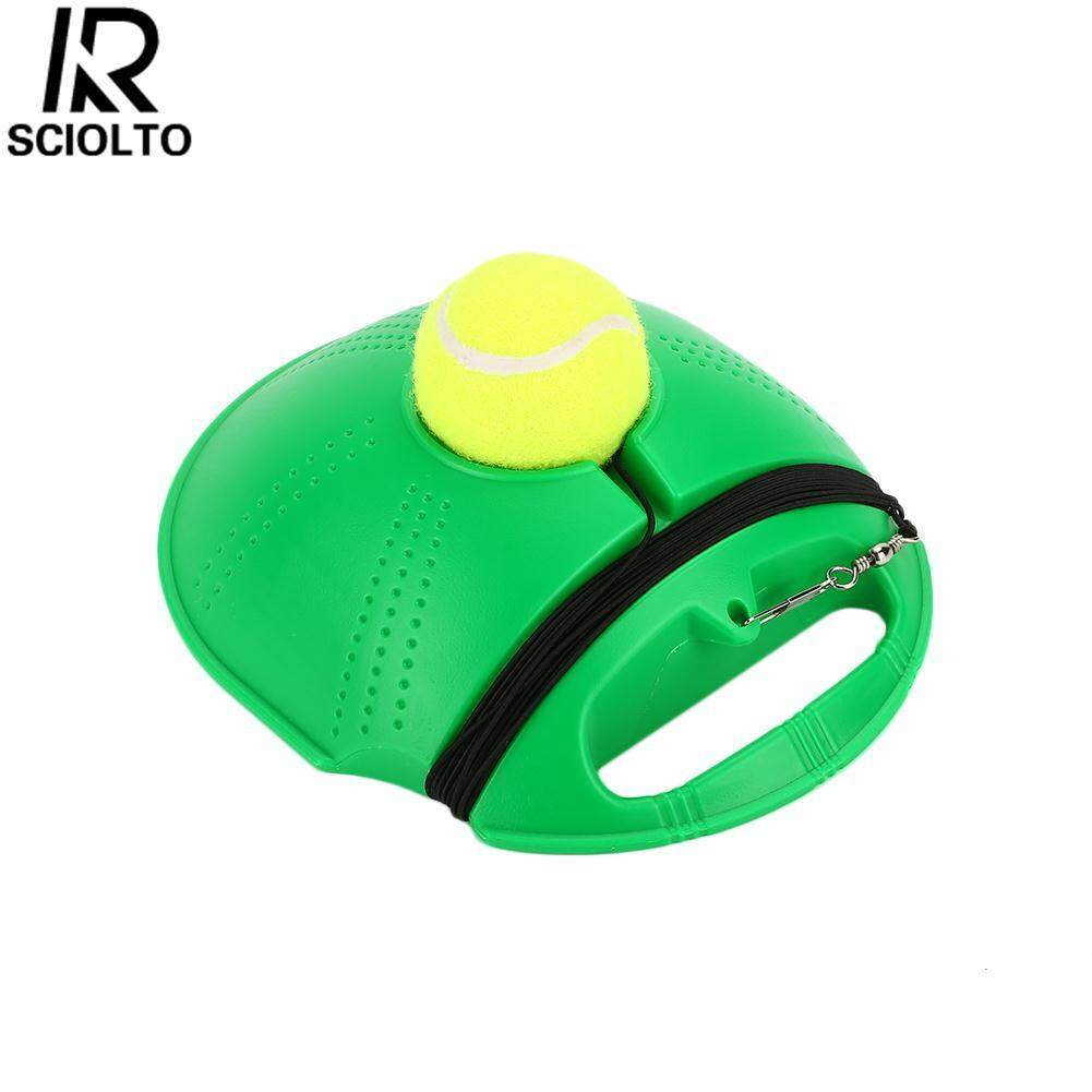 Hình ảnh SCIOLTO SPORTS PE Sparring Device Home Tennis Practice Board Athletics Movement