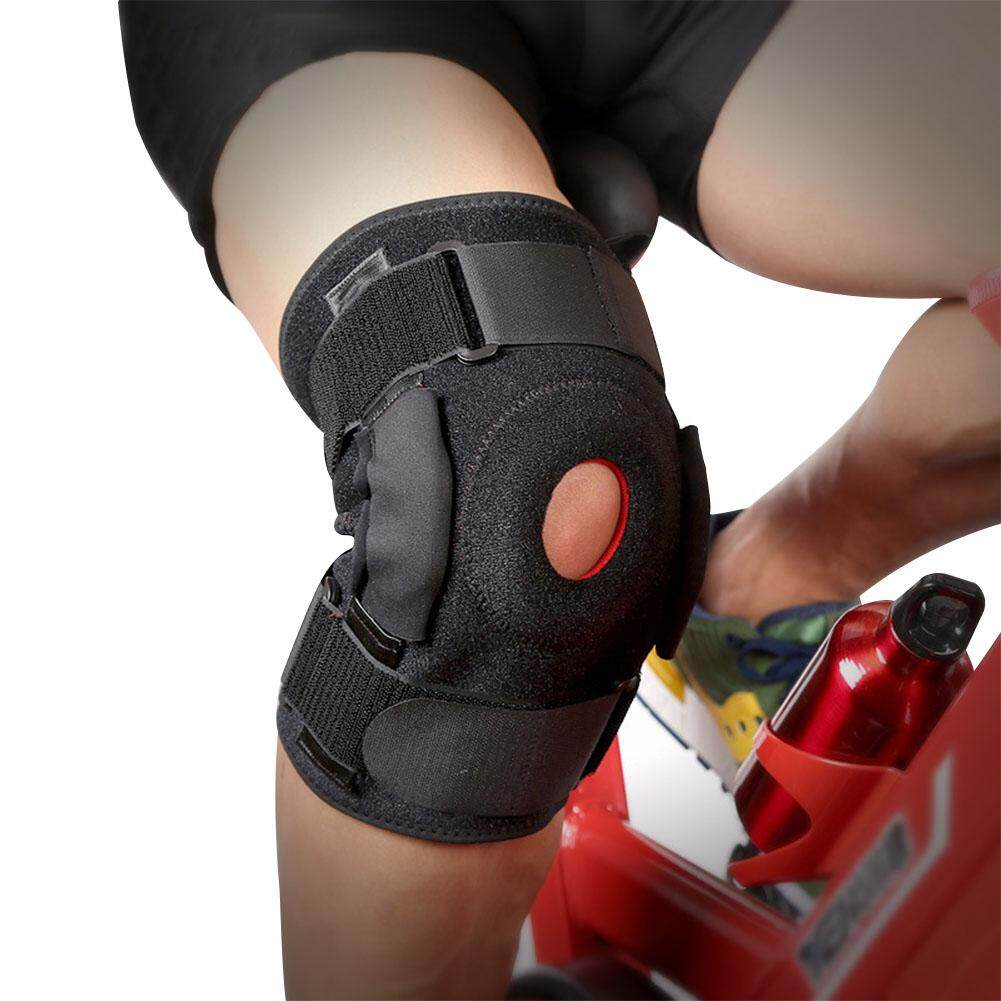 HiQueen Outdoor Adjustable Knee Support Pad Brace Protector Patella Knee Support Arthritis Knee .