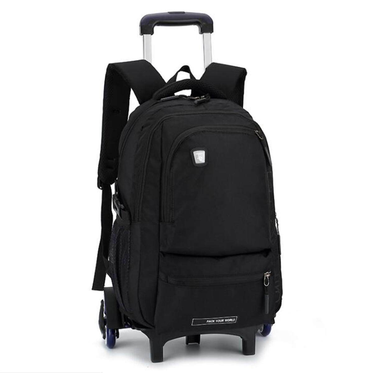 Kids Trolley Bags For Sale Rolling Backpack For Kids Online Brands