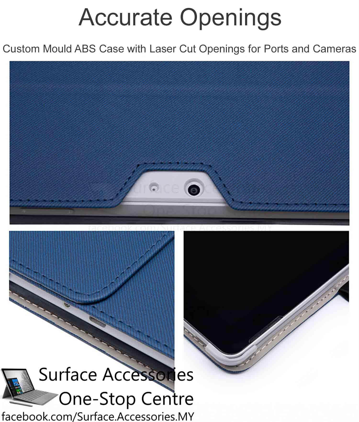 [MALAYSIA]New Microsoft Surface Go Casing Surface Go Cover Ultimate Case Stand Flip Case Pentium Gold Case