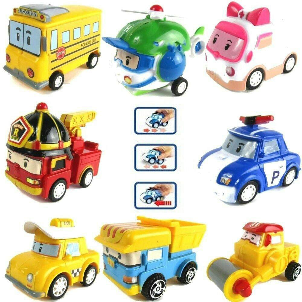 Remote Control Play Vehicles Buy Mainan Robocar Poli 1 Set Creativity Kid Toys Car Baby Police For Boys Girls Puzzle Toddler Helicopter