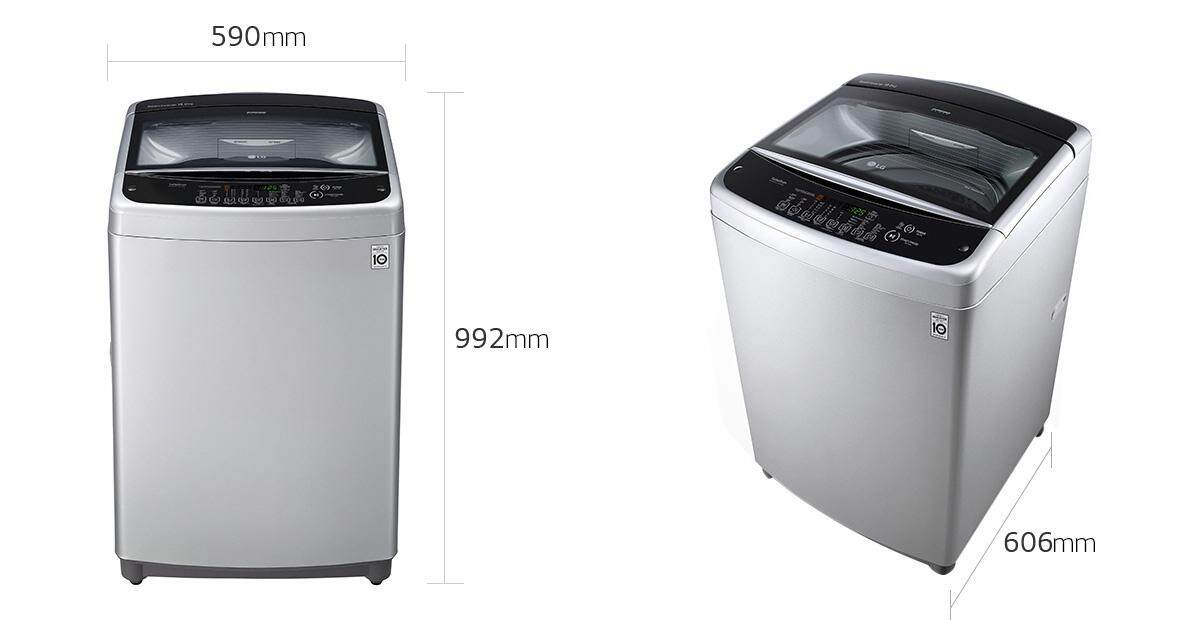 LG Fully Auto Washing Machine (11KG) T2311VS2M