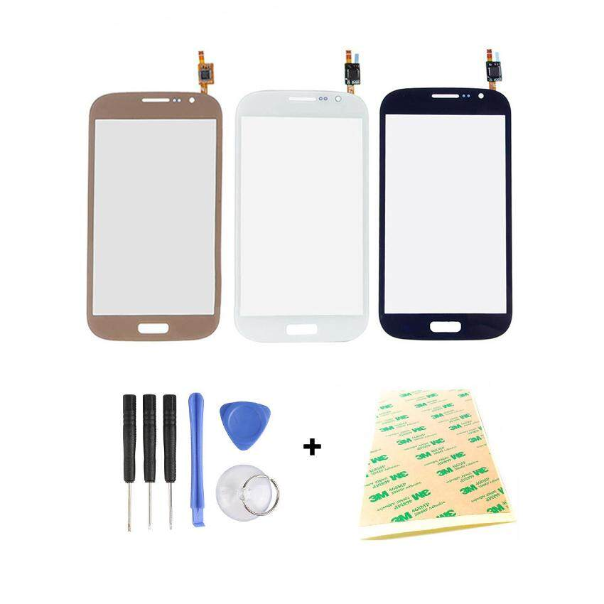 For Samsung Grand Neo Plus i9060i GT-i9060i Touch Screen Digitizer Glass Replacement+Free tools+Adhesive - intl