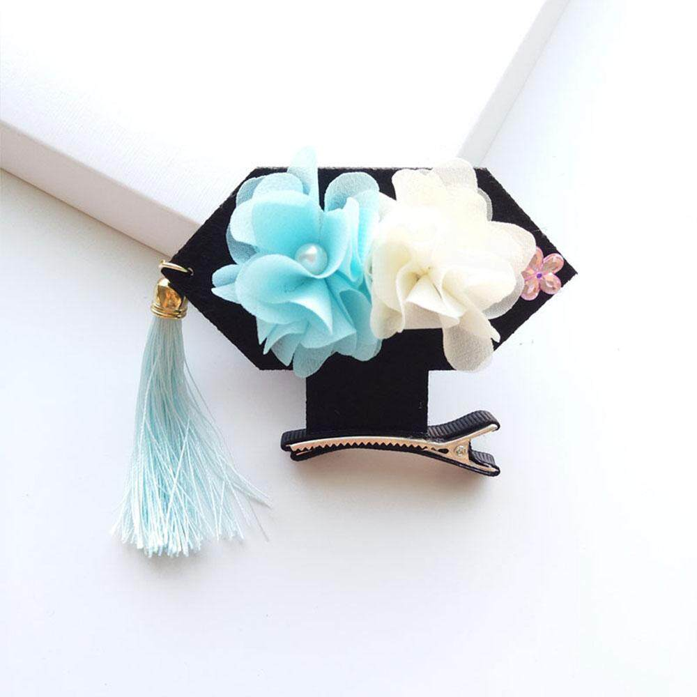 Cenita Fast delivery Barrette Novelty Princess Tassel Hairpin Hair Clip Gift Jewelry Fashion Female - intl