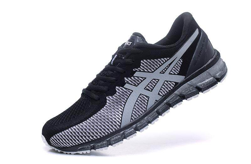 Authentic Sports Shoes New Style CUPSOLE Running Shoes FlyteFoam Men's Hard-Wearing NYLON Non-Slip Sneakers Asics-Gel Quantum 360 CM White Grey EU:40 - intl