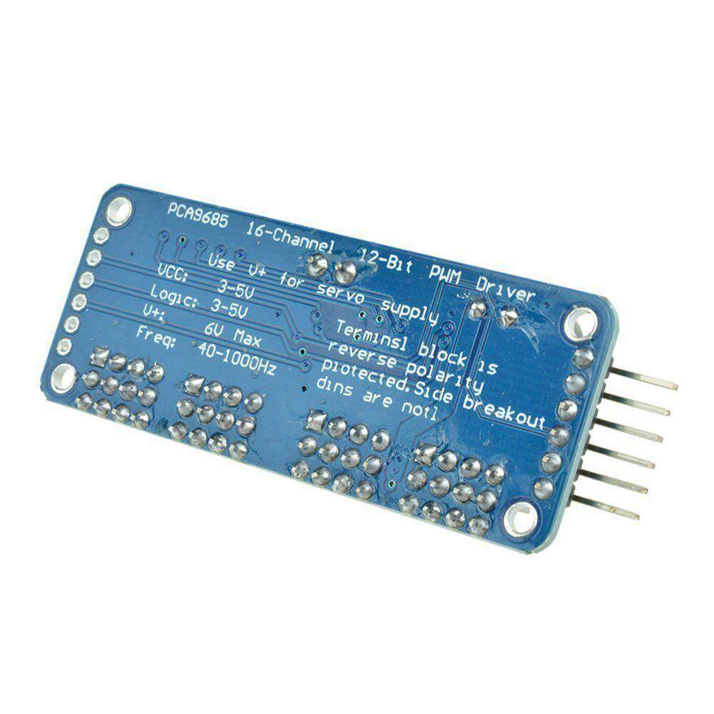 Aukey 0 Shipping Fee Iic I2c Twi 1602 16 Pins Interface Backlight Baterai Cmos Cr1220 3v Cable Universal Utk Labtop Netbook Notebook Channel Pwm Servo Driver Pca9685 For Arduino Or