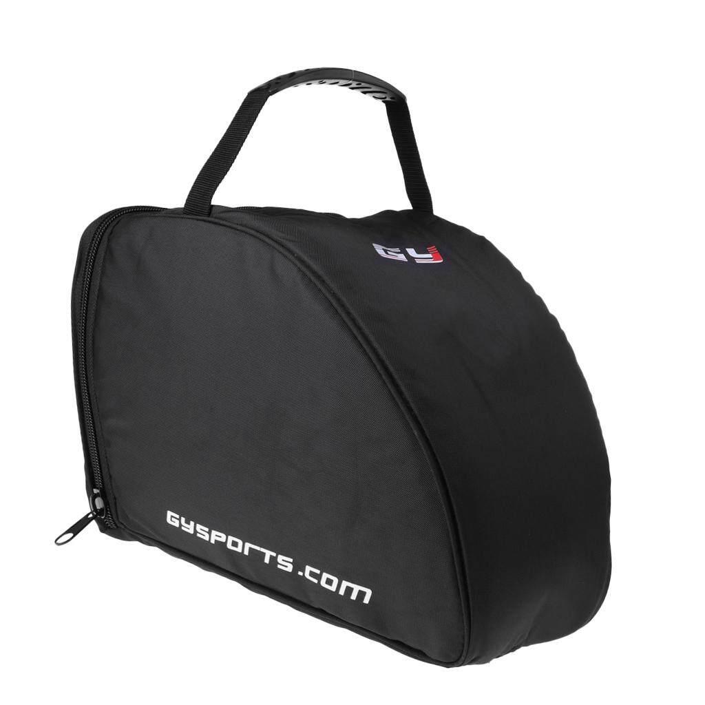 Flameer Portable Hockey Helmet Bag Goalie Mask Carry Storage Bag With Zipper Closure By Flameer.