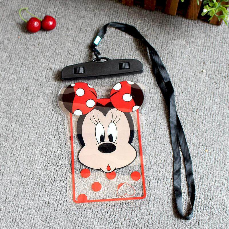 Under Water Waterproof Case(Minnie Mouse)