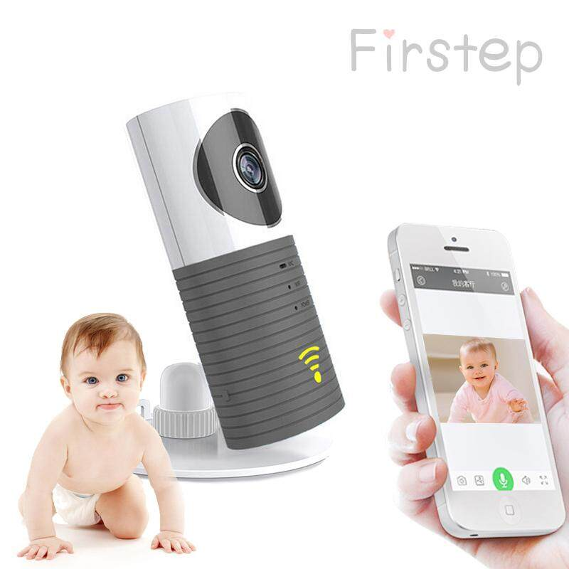 ... Wireless Baby Monitor IP Camera Intelligent Alert Nightvision Intercom Camera Support iOS/Android clever dog ...