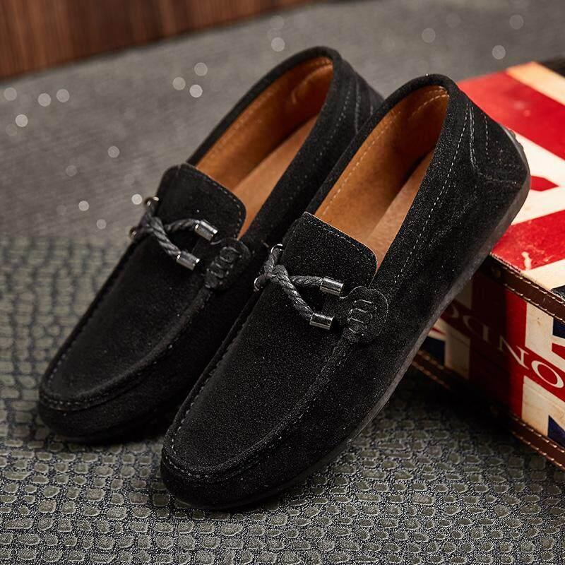 Detail Gambar Yealon Tinggi Sepatu Loafer Berkualitas Pria Sepatu Fashion Korea Pria Sepatu Pria Pria Sepatu Kasual Sepatu Pria Sepatu Sandal Sepatu Kulit ...