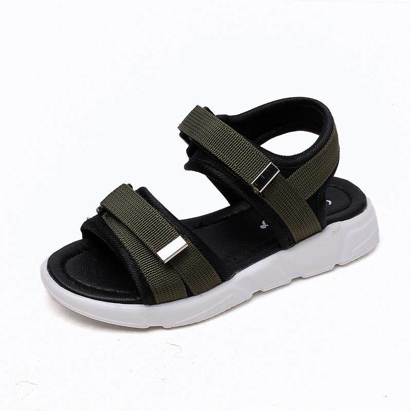 Summer Fashion Boy Ribbon Casual Sandals - Intl By Top Store.