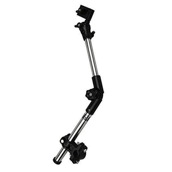 ลดสุดๆ 2 section wheelchair stroller chair bicycle umbrella connector holder mount stand (maximum length 45 cm)