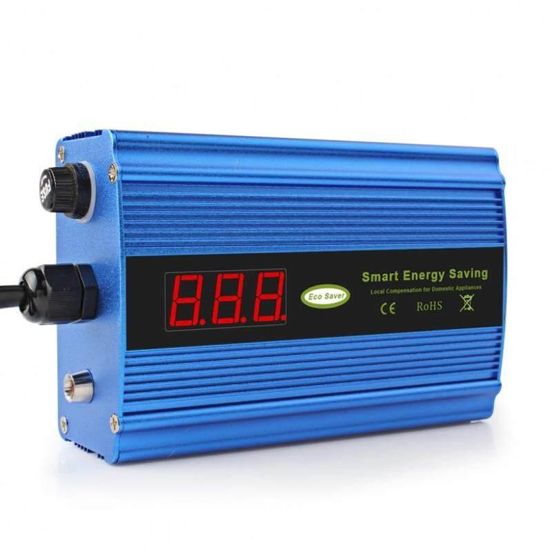 50KW 90-265V Intelligent Power Energy Saver LED Saving Box Energy Saving Device Electricity Bill Killer Up to 35%