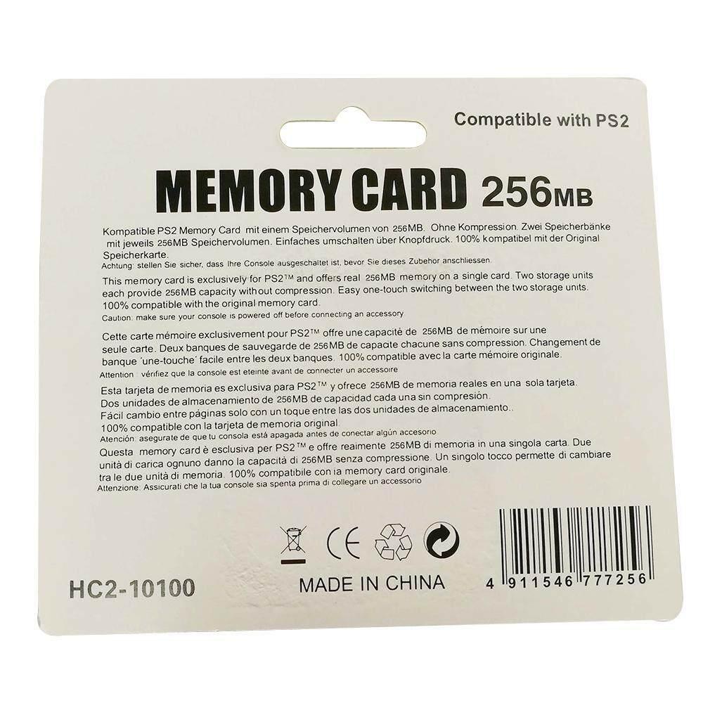 Detail Gambar leegoal PlayStation 2 PS2 Memory Card - 256MB Terbaru