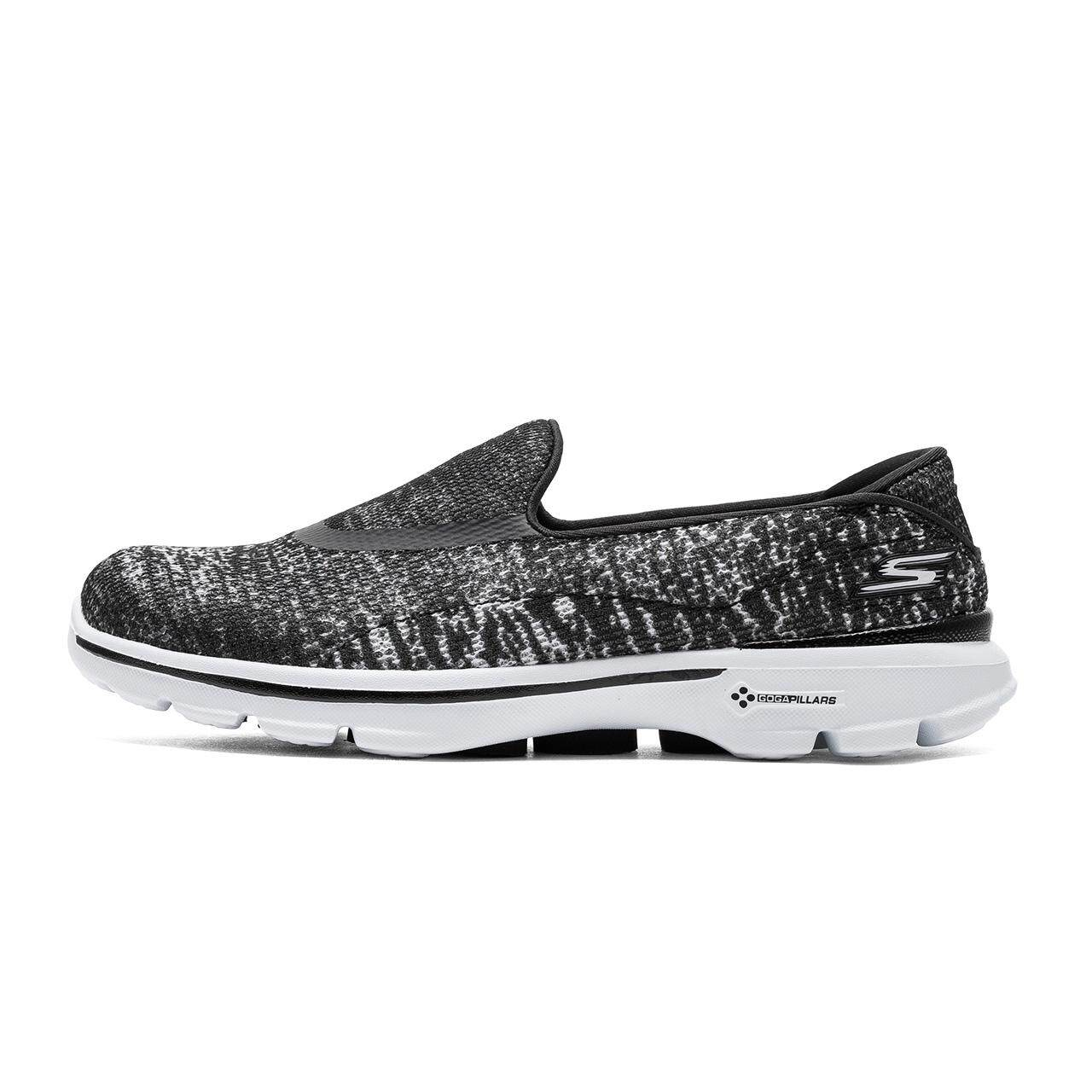 a59d072b6244 Skechers women Shoes Go Walk 3 New Style Light Weight a Pedal Walking Shoes  Athletic Shoes