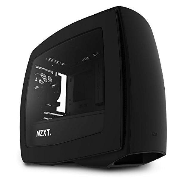 [From.USA]NZXT Manta Computer Case, Black (CA-MANTW-M1) B019JZ213A Malaysia