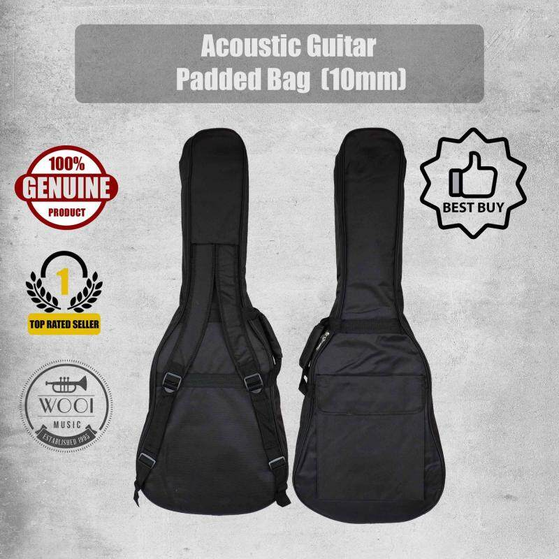 Acoustic Guitar Padded Bag 841D 41 (Dreadnought Size) (10mm) Malaysia